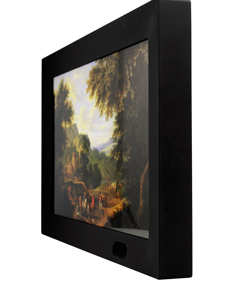 Foto-Rahmen Versteckte GSM UMTS LTE Störsender Innenraum EO07