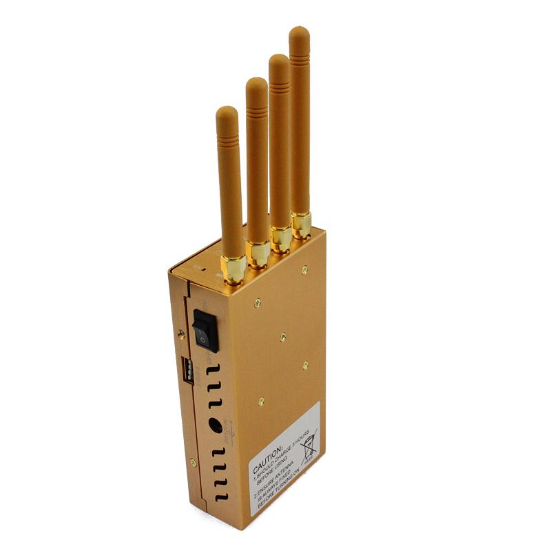433 mhz jammer - gps- und handy-jammer