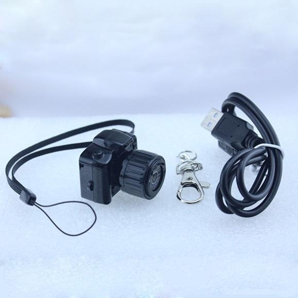 hd kleinste mini dv digitalkamera camcorder schwarz. Black Bedroom Furniture Sets. Home Design Ideas